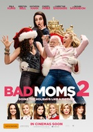 A Bad Moms Christmas - Australian Movie Poster (xs thumbnail)