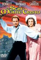 The Son of Monte Cristo - DVD cover (xs thumbnail)