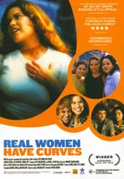 Real Women Have Curves - Movie Poster (xs thumbnail)