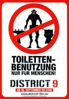 District 9 - German Movie Poster (xs thumbnail)