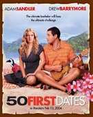 50 First Dates - Movie Poster (xs thumbnail)
