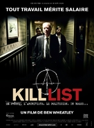 Kill List - French Movie Poster (xs thumbnail)