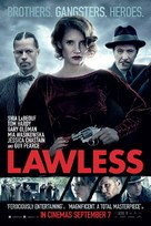 Lawless - British Movie Poster (xs thumbnail)
