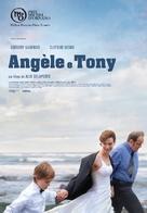 Angèle et Tony - Portuguese Movie Poster (xs thumbnail)