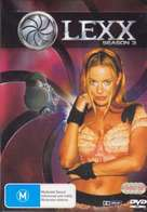 """Lexx"" - Australian DVD movie cover (xs thumbnail)"