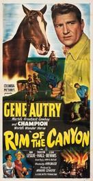 Rim of the Canyon - Movie Poster (xs thumbnail)