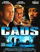 Chaos - Spanish Movie Poster (xs thumbnail)