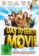 The Ten - German DVD cover (xs thumbnail)