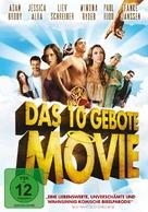 The Ten - German DVD movie cover (xs thumbnail)