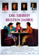 The Cemetery Club - German Movie Poster (xs thumbnail)
