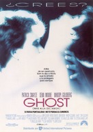 Ghost - Spanish Movie Poster (xs thumbnail)