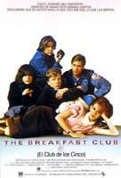 The Breakfast Club - Spanish Movie Poster (xs thumbnail)