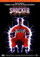Shocker - DVD cover (xs thumbnail)