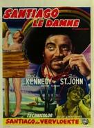 The Naked Dawn - Belgian Movie Poster (xs thumbnail)