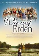 Så ock på jorden - German Movie Poster (xs thumbnail)
