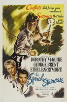 The Spiral Staircase - Movie Poster (xs thumbnail)