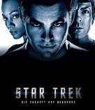 Star Trek - German Blu-Ray movie cover (xs thumbnail)