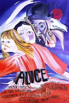 Neco z Alenky - German Movie Poster (xs thumbnail)
