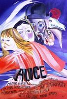 Neco z Alenky - German Movie Poster (xs thumbnail)