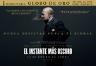 Darkest Hour - Spanish Movie Poster (xs thumbnail)