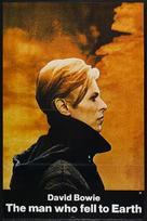The Man Who Fell to Earth - Movie Poster (xs thumbnail)