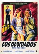 Los olvidados - French Movie Poster (xs thumbnail)