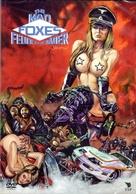 Los violadores - Austrian DVD cover (xs thumbnail)