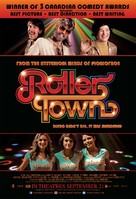 Roller Town - Canadian Movie Poster (xs thumbnail)