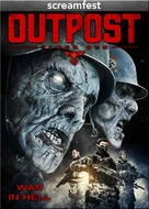 Outpost: Black Sun - DVD cover (xs thumbnail)