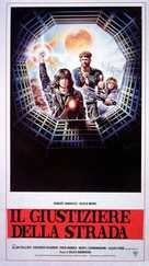 Exterminators of the Year 3000 - Italian Movie Poster (xs thumbnail)