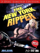 Lo squartatore di New York - Blu-Ray movie cover (xs thumbnail)