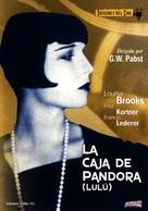 Die Büchse der Pandora - Spanish Movie Cover (xs thumbnail)