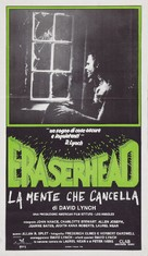 Eraserhead - Italian Movie Poster (xs thumbnail)
