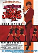 Austin Powers: The Spy Who Shagged Me - British Movie Poster (xs thumbnail)