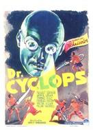 Dr. Cyclops - Belgian Movie Poster (xs thumbnail)