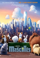 The Secret Life of Pets - Portuguese Movie Poster (xs thumbnail)