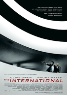 The International - German Movie Poster (xs thumbnail)