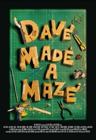 Dave Made a Maze - Movie Poster (xs thumbnail)