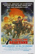 Go Tell the Spartans - Movie Poster (xs thumbnail)