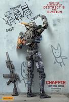 Chappie - Australian Movie Poster (xs thumbnail)