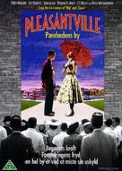 Pleasantville - Danish DVD cover (xs thumbnail)