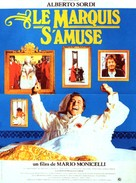 Marchese del Grillo, Il - French Movie Poster (xs thumbnail)