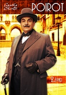 """Poirot"" - Hungarian DVD movie cover (xs thumbnail)"
