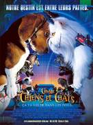 Cats & Dogs - French Movie Poster (xs thumbnail)
