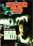 Silver Bullet - DVD cover (xs thumbnail)