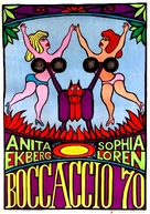 Boccaccio '70 - Polish Movie Poster (xs thumbnail)