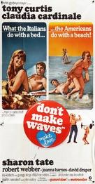 Don't Make Waves - Movie Poster (xs thumbnail)