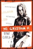Christiane F. - Spanish Movie Cover (xs thumbnail)
