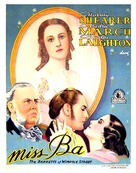 The Barretts of Wimpole Street - Belgian Movie Poster (xs thumbnail)