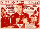 Charlie Chan on Broadway - poster (xs thumbnail)